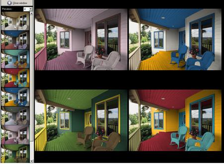 Pitturare pareti di casa virtualmente space total - Pitturare pareti casa ...