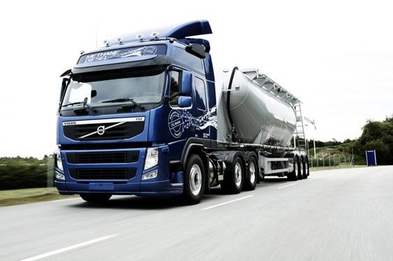 Camiones Volvo MethaneDiesel