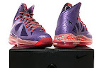 nike lebron 10 gr allstar galaxy 3 06 Release Reminder: Nike LeBron X All Star Limited Edition