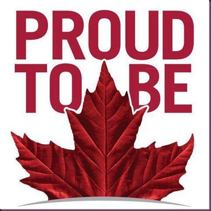 proud to be canadian essay I'm canadian first and foremost having been born and raised here i lived in london, in the uk for 12 years (and now have british citizenship as well), and returned to canada in 2011 i am.