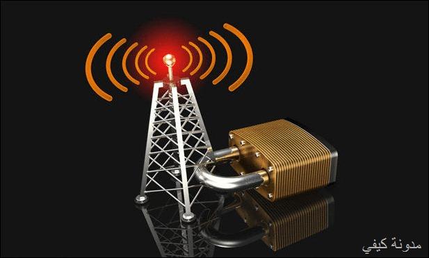 ثغرة امنية للهواتف المحمولة شبكات