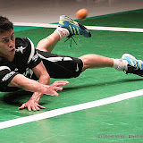 Le frontball toujours aussi spectaculaire