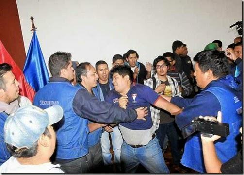 Noticias de la UMSS Cochabamba