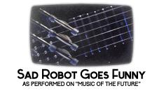 Squarepusher - Sad Robot Goes Funny