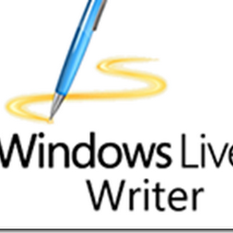 Mengatasi gagal saat login di Windows Live Writer