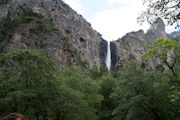 Waterfall at Yosemite