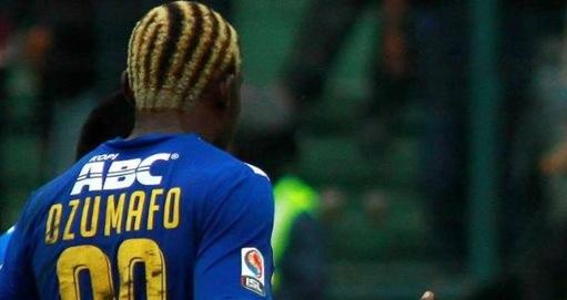 Hadapi Mantan Klub, Dzumafo Siap Berikan Yang Terbaik Untuk Persib.