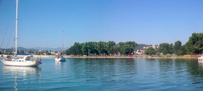 Vonitsa Greece