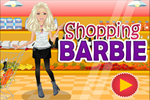 Shopping Barbie