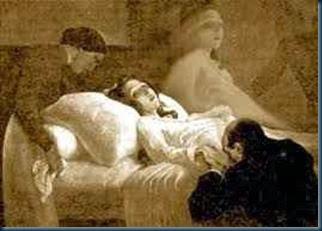 após a desencarnação ou morte corpo físico