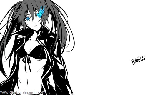 black rock shooter anime wallpapers papeis de parede download desbaratinando   (20)