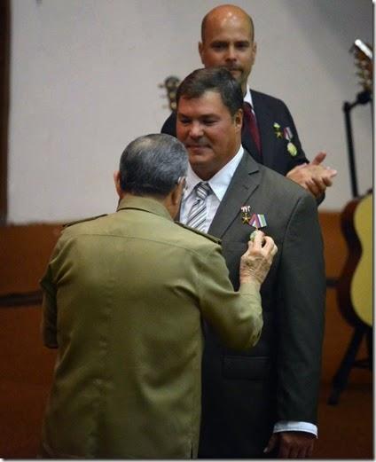 Medalla a Ramón