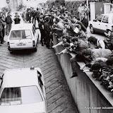 1989: Bayonne, membres de ETA sortant du tribunal