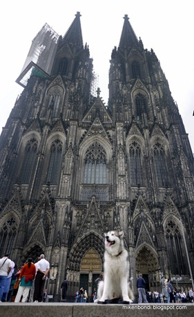 Cologne cathedral   Munson