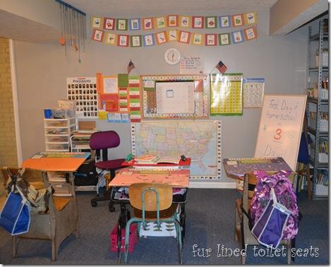 school room 028
