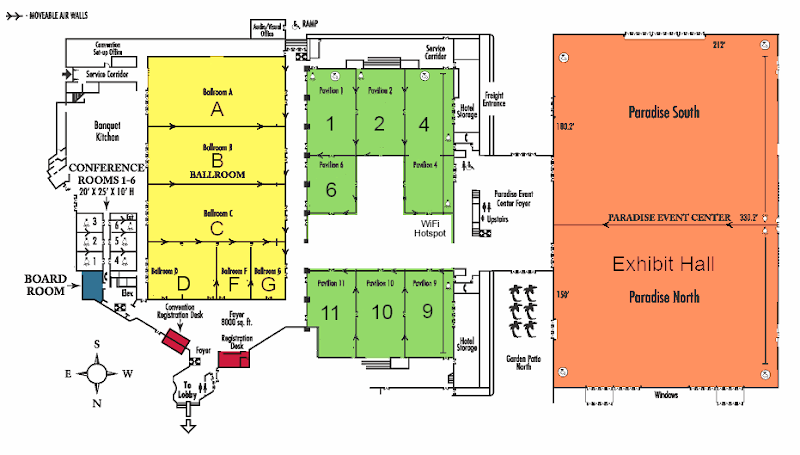NGS 2013 LVH Map