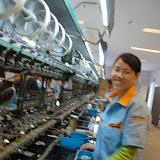 絹生産工場。絹の生産は、紀元前3000年ころ始まった。