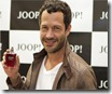 perfume joop homme autografado Malvino Salvador