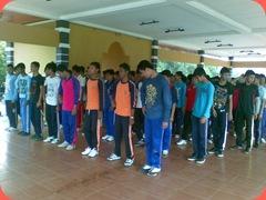 Calon Paskibraka Indonesia Kabupaten Kuantan Singingi 4