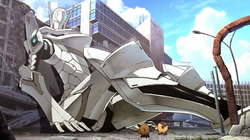 Donyatsu anime