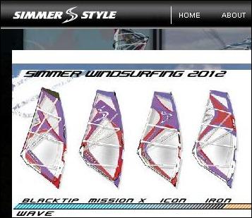 Simmer Sails 2012
