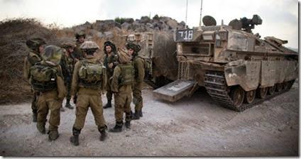Fuerzas de ocupacion - Palestina