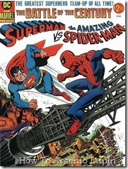 P00011 - Marvel vs DC - Superman vs Spiderman.howtoarsenio.blogspot.com