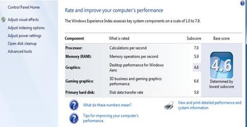 Lenovo IdeaPad z470 benchmark
