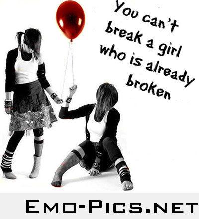 Emo Heartbroken Quotes