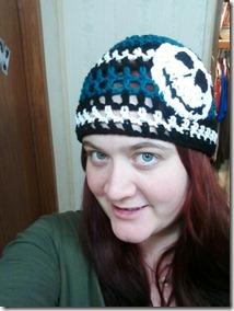 Blue Jack Hat 2
