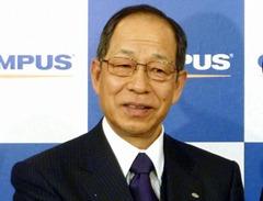 Olympus Corp. EX President Tsuyoshi Kikukawa