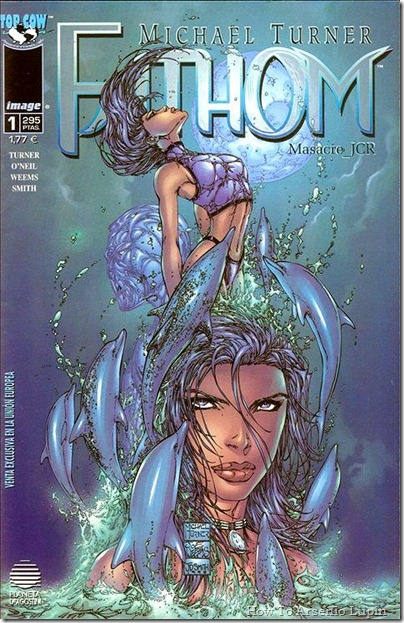 P00003 - Fathom #1 - Blue Sun Part