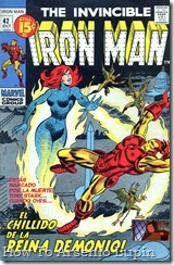 P00186 - El Invencible Iron Man #42