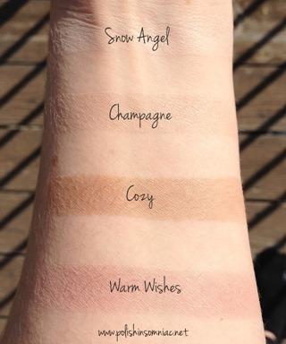 IT Cosmetics Naturally Pretty Celebration - Snow Angel, Champagne, Cozy, Warm Wishes
