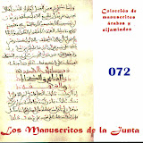 072 - Carpeta de manuscritos sueltos.