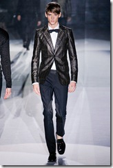 Gucci Menswear Spring Summer 2012 Collection Photo 40