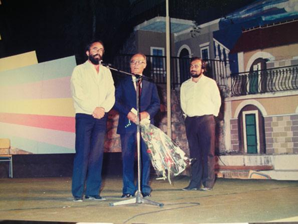 Σπύρος Αλεβιζόπουλος: Αφιέρωμα στο Γιώργο Ραυτόπουλο