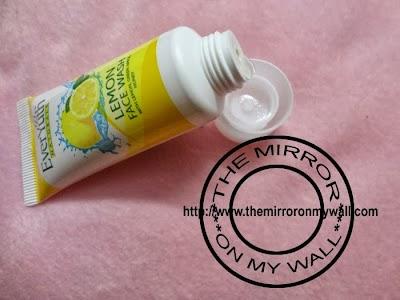 Everyuth Lemon Face Wash