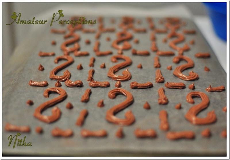 Biscuit joconde 2