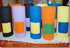 toilet paper tube craft robot craft for kids