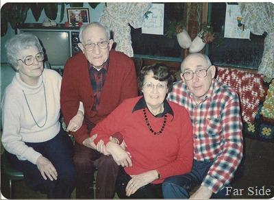 evelyn Marvin Esther Jim 1985