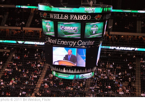 'NHL Draft Gary Bettman' photo (c) 2011, Bri Weldon - license: http://creativecommons.org/licenses/by/2.0/