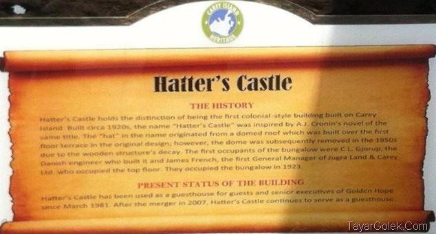hatters castle