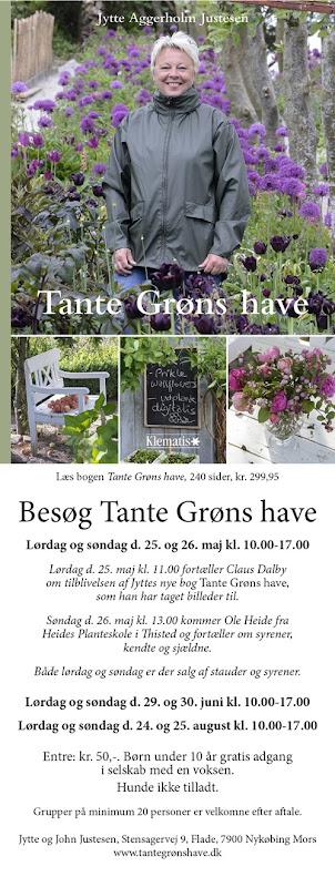 Besøg Tante Grøn