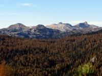 Pogled proti Bogatinu, Vrhu nad Peski in Krnu
