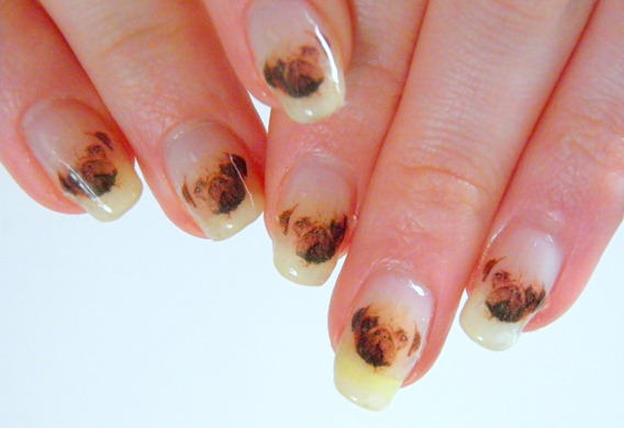 PUG NAILS 10