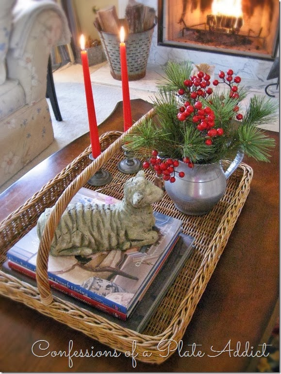 CONFESSIONS OF A PLATE ADDICT Christmas Vignette