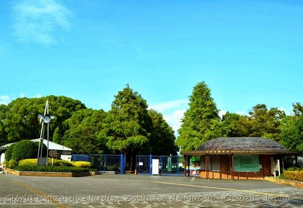 1a - Glória Ishizaka - Jardim Botânico Nagai - Osaka