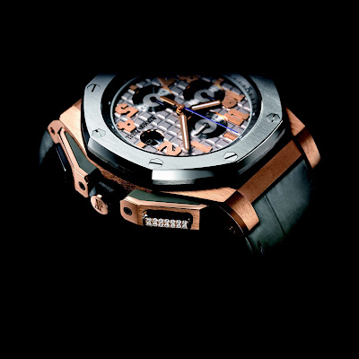 2013 audemars piguet royal oak offshoe 32 Audemars Piguet Royal Oak Offshore LeBron James Limited Edition