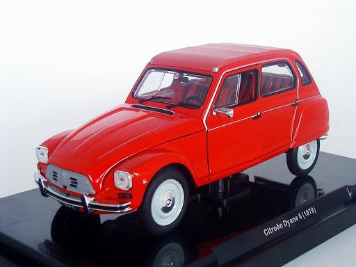 35 - Citroën Dyane 6 - 1978
